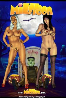 Milftoon Fright Night